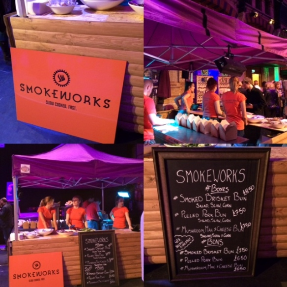 Gin Festival Collage SmokeWorks