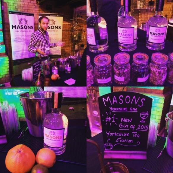 Gin Festival Masons