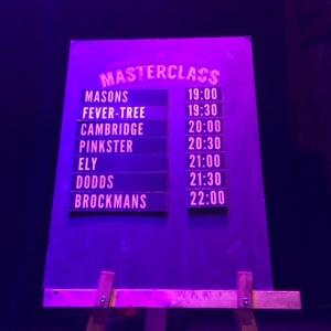 Gin Festival Masterclasses