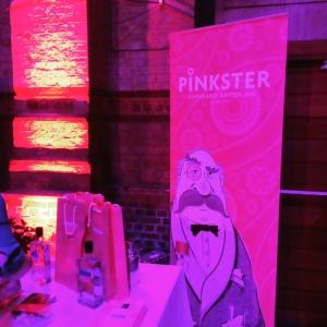 Gin Festival Pinkster Sign