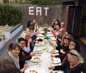 Cambridge Eat Up group 2