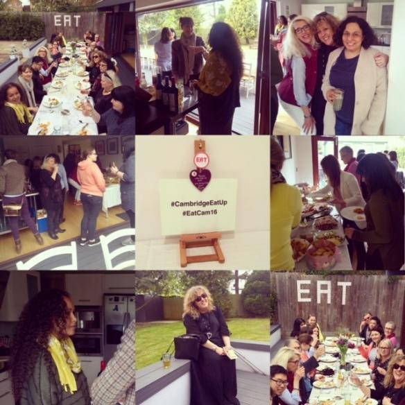 Collage Cambridge Eat Up