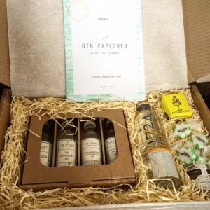 Gin Explorer Box
