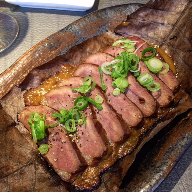 steak n sushi