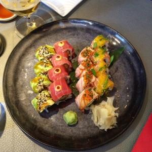 Sticks n Sushi Cambridge Kaburimaki Rolls