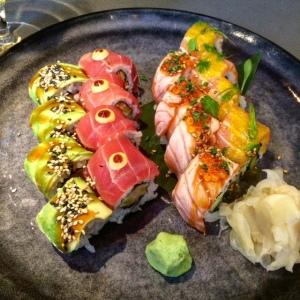 Sticks n Sushi Cambridge Kaburimaki