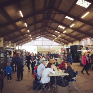 foodPark NIGHT MARKET Barn