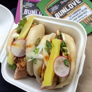 foodPark NIGHT MARKET Guerrilla Kitchen buns