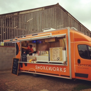 foodPark NIGHT MARKET SmokeWorks Truck