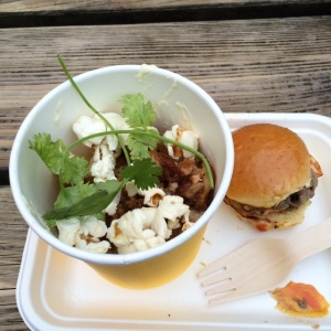 Guerrilla Kitchen Mac n Cheese Slider