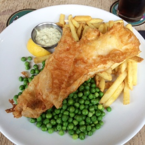 The Plough Shepreth Fish n Chips