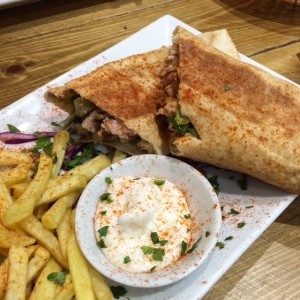 lagona-shawarma-chicken-wrap