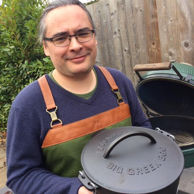 Big Green Egg One Two Culinary Stew