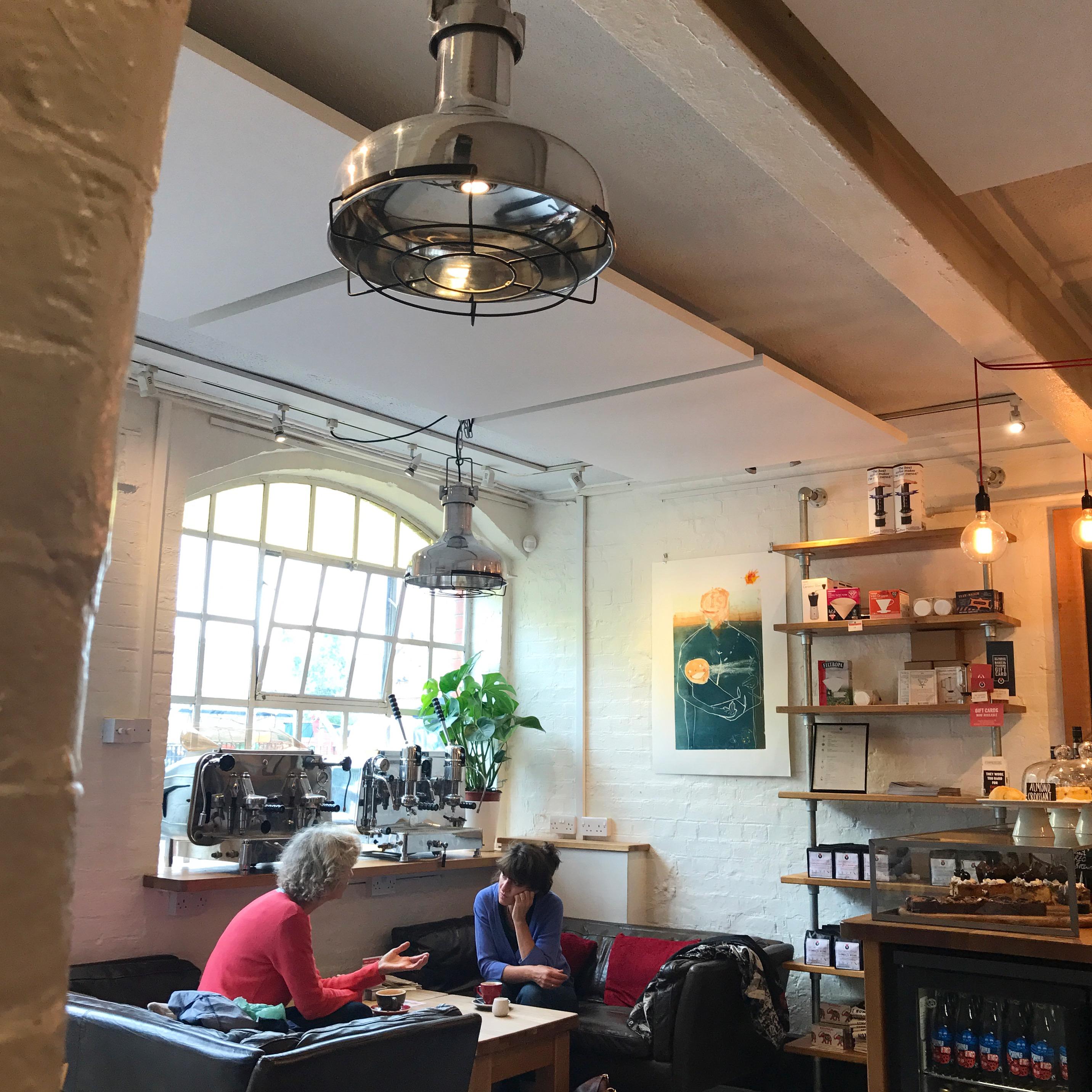 Hot Numbers – Gwydir Street Cambridge UK