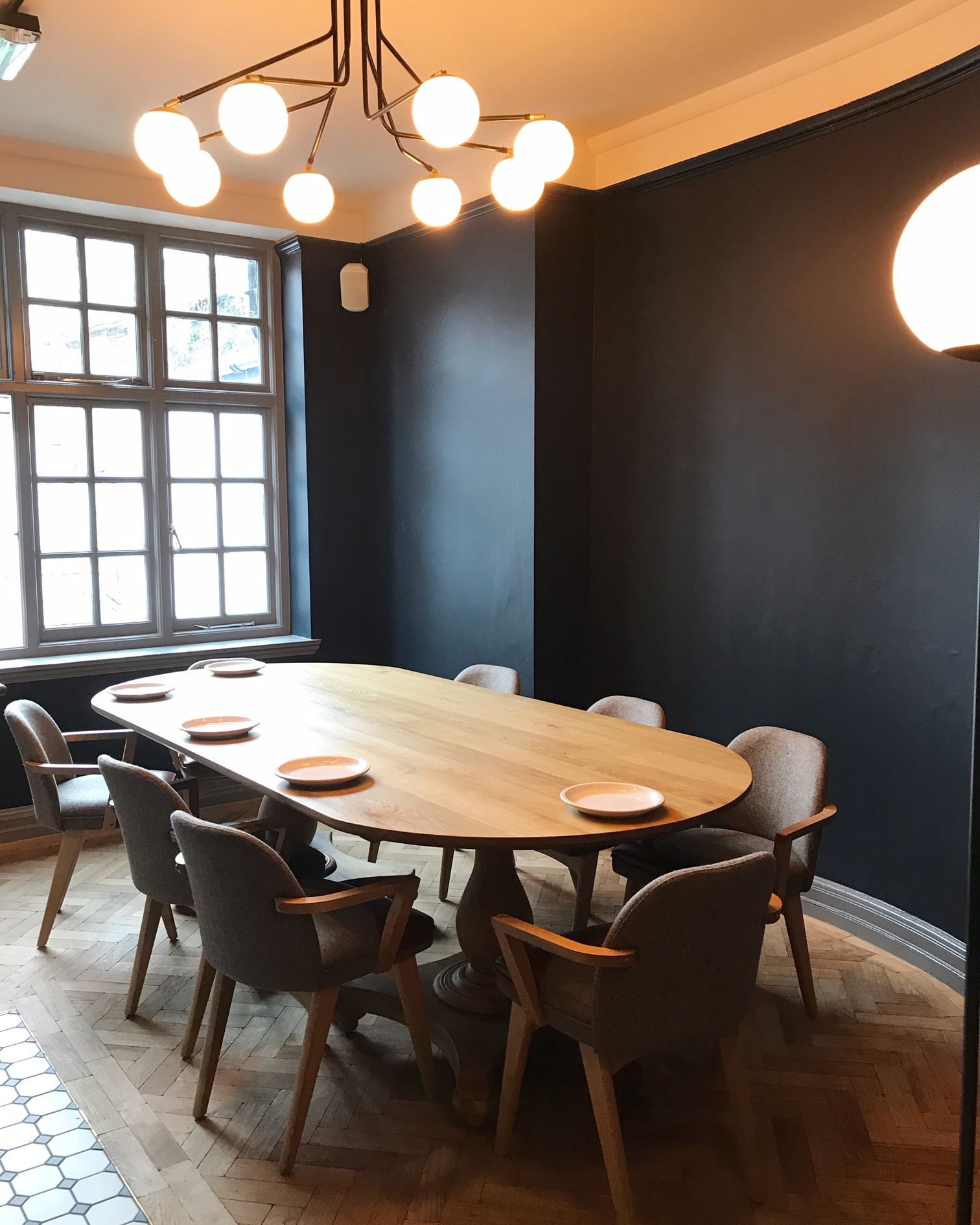 It Was Also An Opportunity To Check Out Pint Shopu0027s Revamp, Namely Its Two  New Private Dining Rooms On The First Floor And The Covered, Heated  Courtyard ...