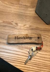 The Crown & Punchbowl Horningsea Cambridge Hawking room keys