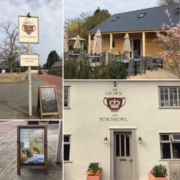 The Crown & Punchbowl Horningsea Cambridge pub restaurant rooms