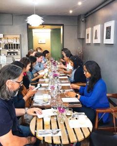 The Tasting Table Dulcedo Cambridge