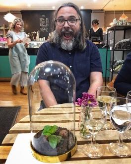 The Tasting Table truffles Bumble & Oak Riadh Falvo