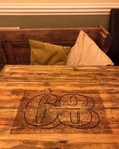 68 Market Street Ely bespoke table