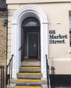 68 Market Street Ely eco-friendly restaurant