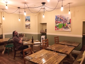 68 Market Street Ely tables
