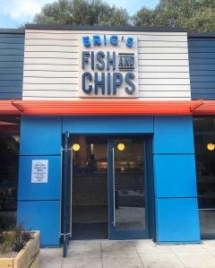 Eric's Fish & Chips St Ives Cambridgeshire Abbey Retail Park