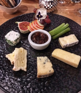 Cotto Cambridge cheese selection