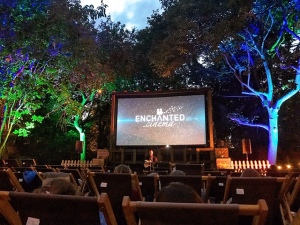 Enchanted Cinema Gonville Hotel Cambridge