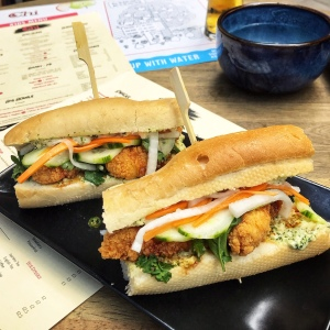 Banh mi Chi The Grafton Cambridge