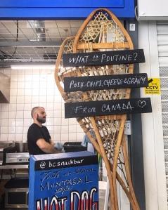 Blue Caribou Snack Bar du Quebec Manchester Vincent Bernier