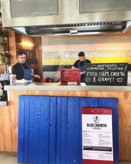 Blue Caribou Stretford Foodhall Graham Gartside-Bernier