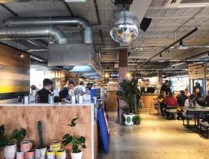 Blue Caribou Stretford Foodhall