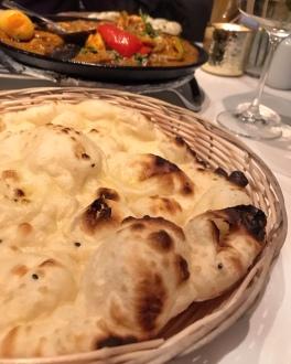 Cam Spice Cambridgeshire naan bread