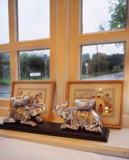 Cam Spice Great Eversden Cambridgeshire window