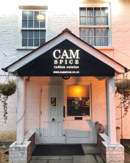 Cam Spice Indian Restaurant Great Eversden Cambridgeshire