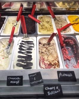 La Piazza by Signorelli Grafton Cambridge gelato