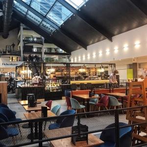 La Piazza by Signorelli Grafton Food Social Cambridge
