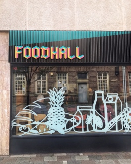 Stretford Mall Foodhall Manchester
