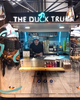 The Duck Truck Ed Farrell Grafton Cambridge