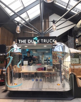 The Duck Truck order here Grafton Cambridge