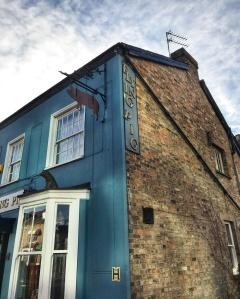 The Flying Pig pub 106 Hills Road Cambridge