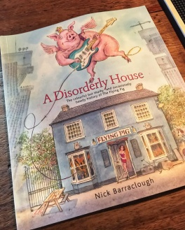 The Flying Pig Cambridge A Disorderly House book