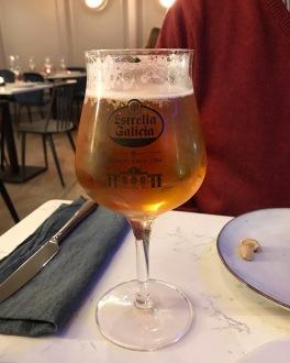 Mercado Central Cambridge Estrella Galicia beer