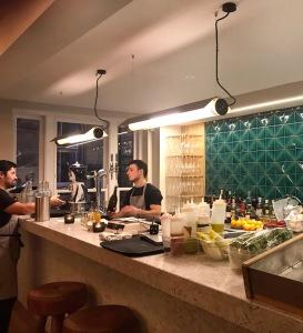 Mercado Central Cambridge kitchen bar