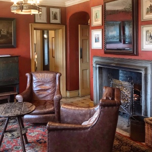 The Gunton Arms Norfolk seating