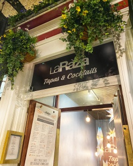 La Raza Cambridge tapas and cocktails