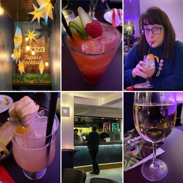 La Raza Cambridge bar drinks cocktails