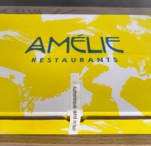 Amelie Flam-kuche Flatpack box