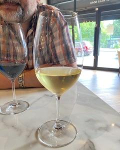 The Wine Rooms Cambridge wine glasses